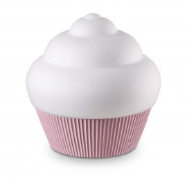Настольная лампа Ideal Lux Cupcake TL1 Small Rosa